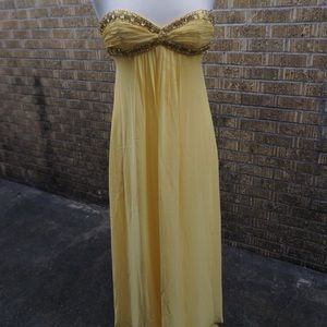 Cache size 2 formal gown